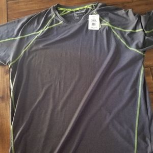 Mens Reebok athletic tshirt